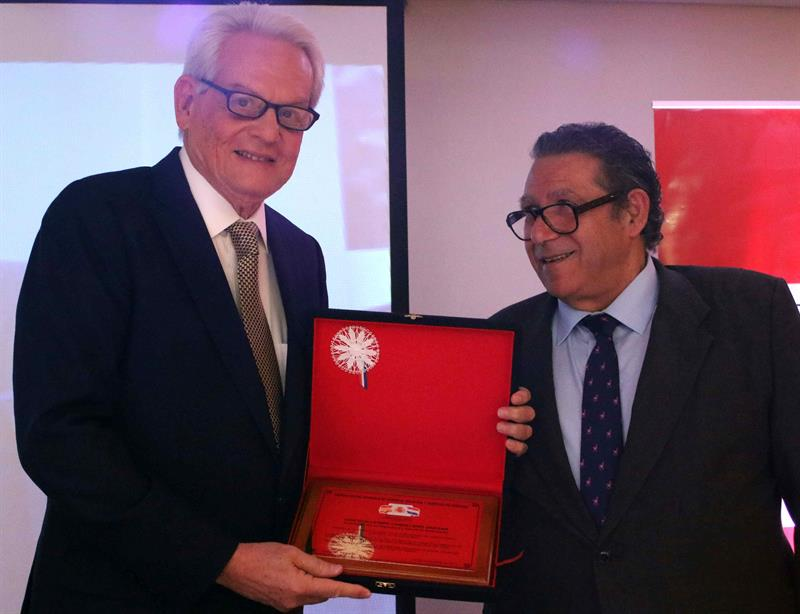 Spanish Chamber of Commerce gave awards for business recognition