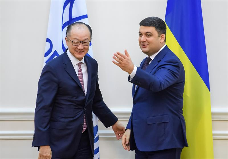 The World Bank calls for an anti-corruption tribunal that encourages investment in Ukraine