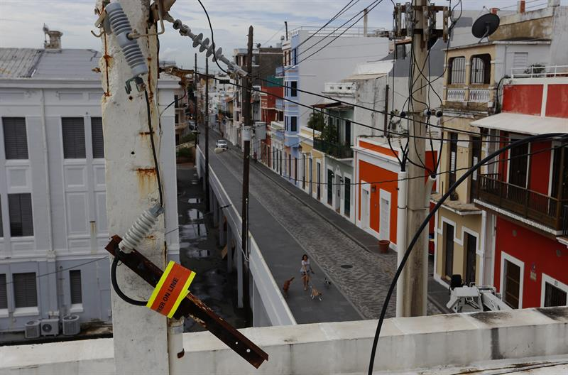 Eléctrico de P.Rico says it paid a controversial signature that lifts the island's network