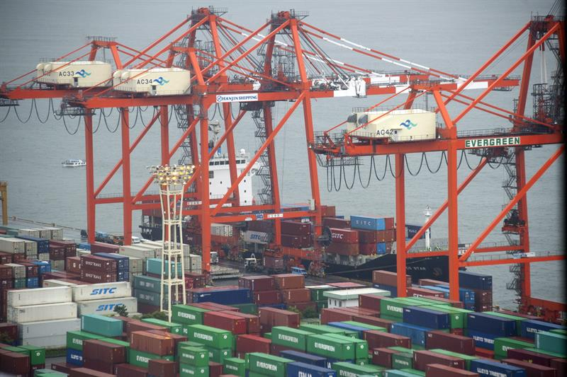 Japan registered a trade surplus of 2,166 million euros in October